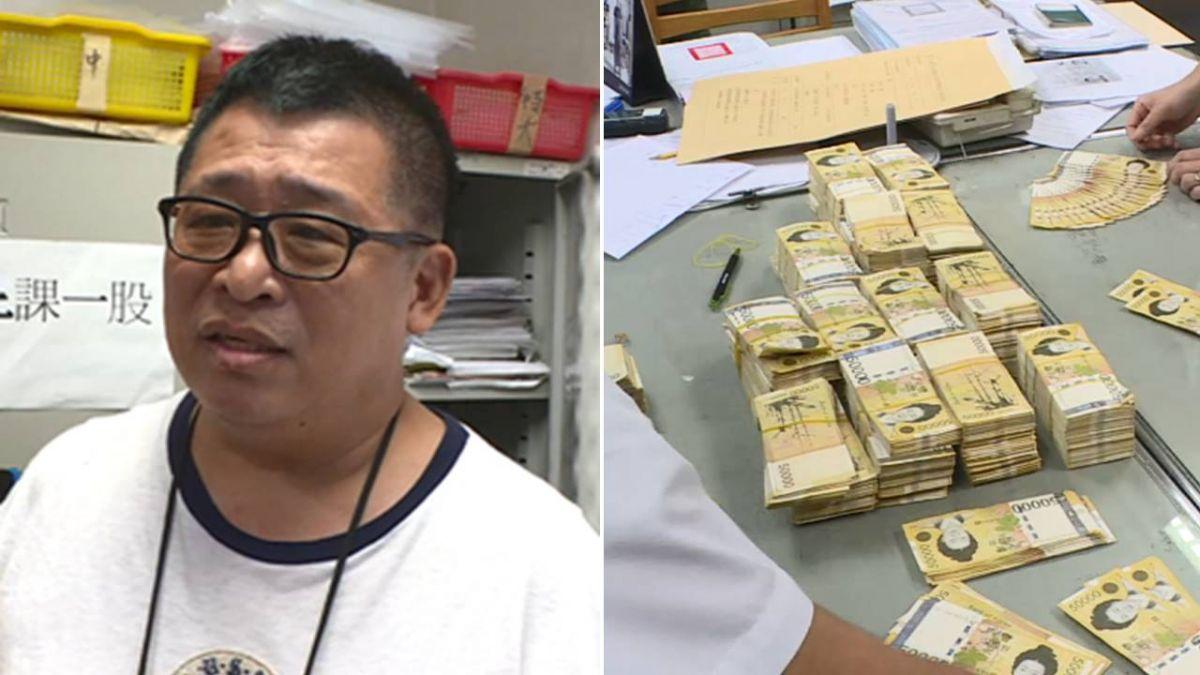 戴子郎赴韓贏上億元返台遭扣